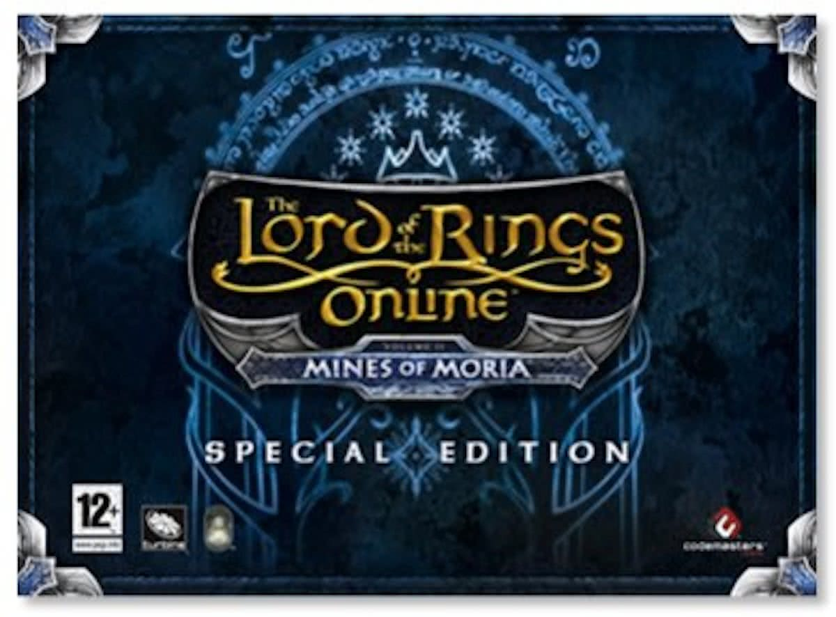 Mines Of Moria Collectors Edition Pc Cd Rom