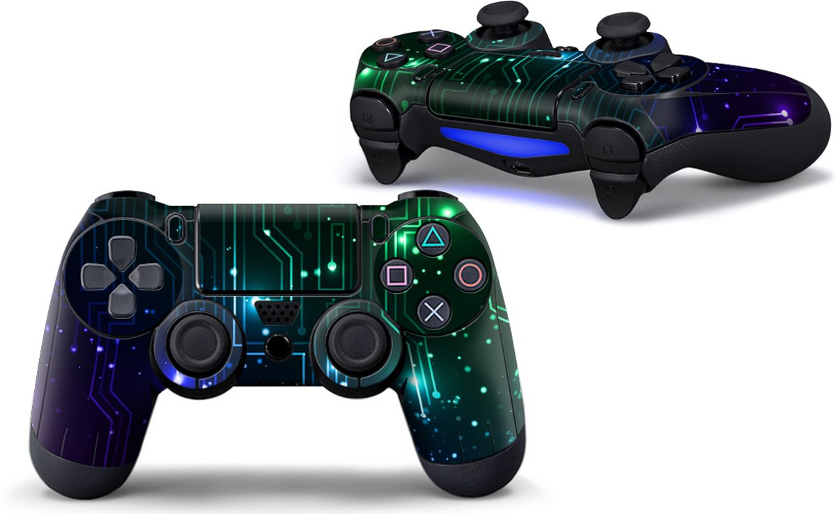 CPU / Mix - PS4 Controller Skins PlayStation Stickers
