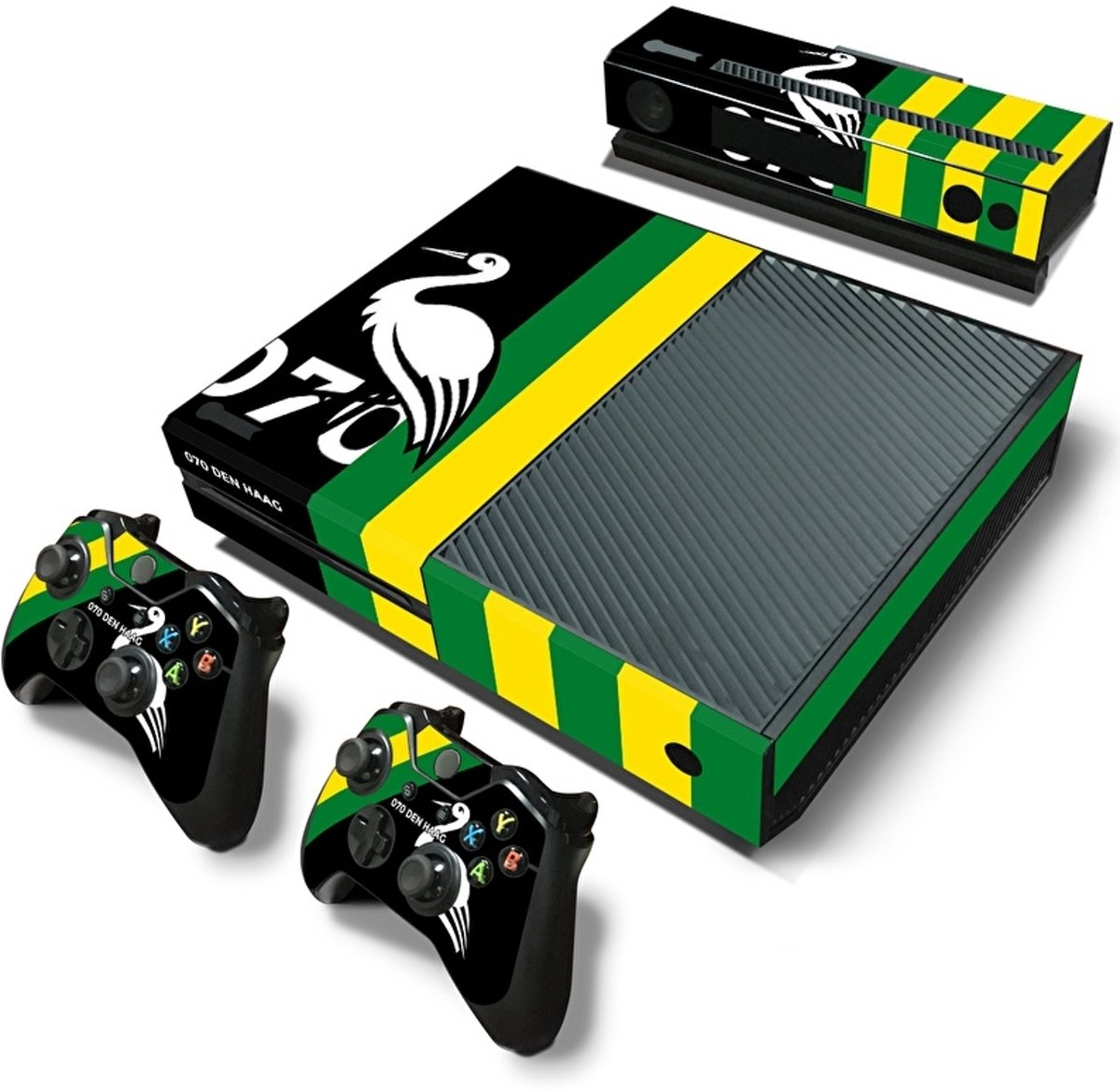 Den Haag - Xbox One Console Skins Stickers