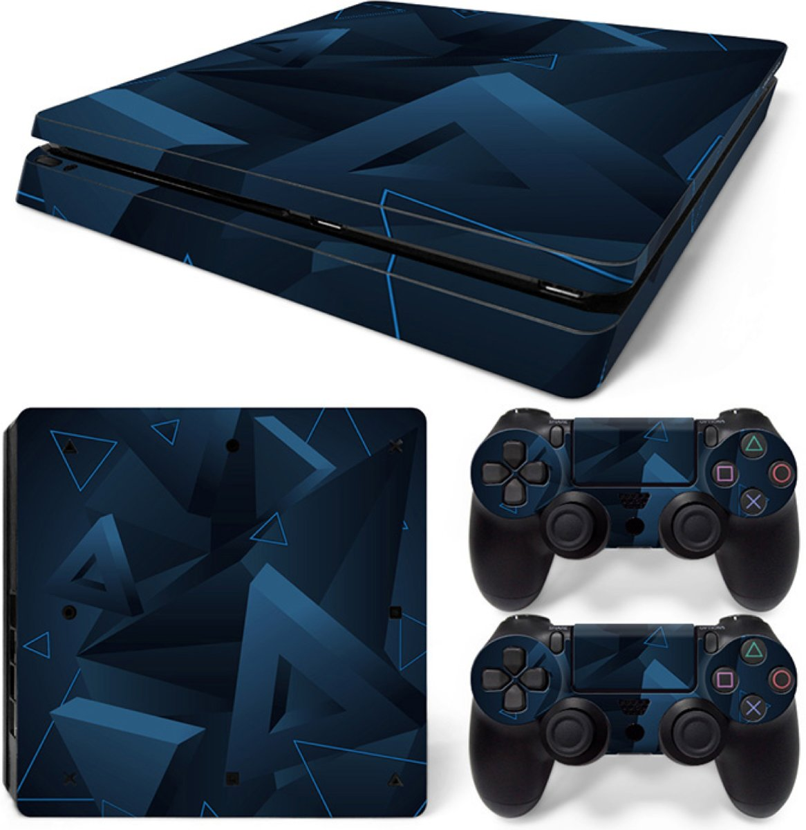 Inception - PS4 Slim Console Skins PlayStation Stickers