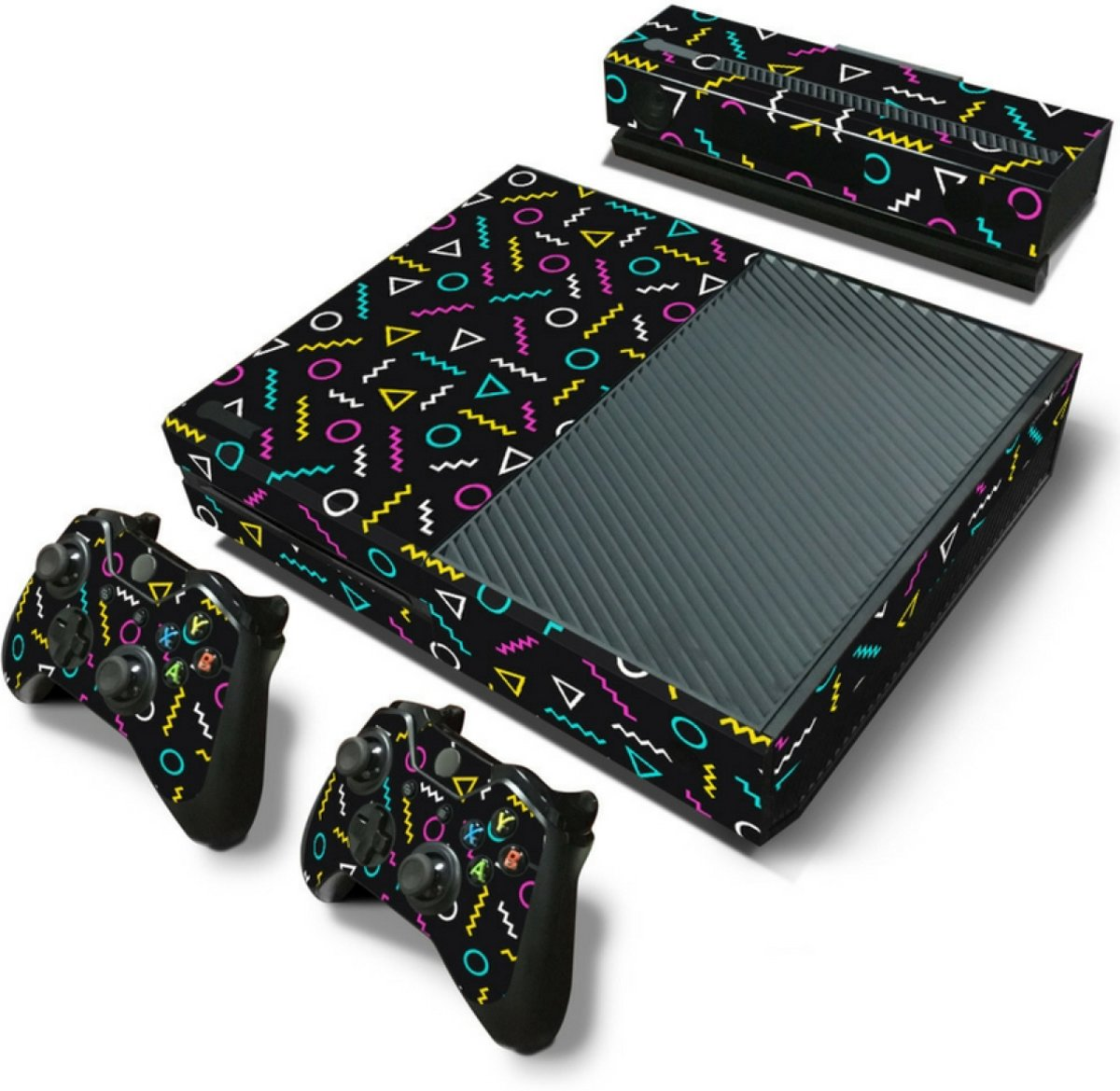 Memphis - Xbox One Console Skins Stickers