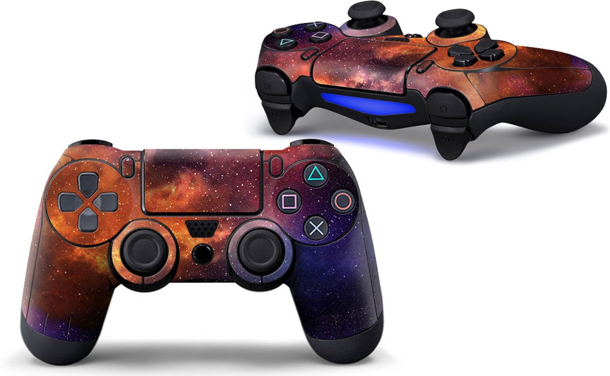 Starry Sky - PS4 Controller Skins PlayStation Stickers
