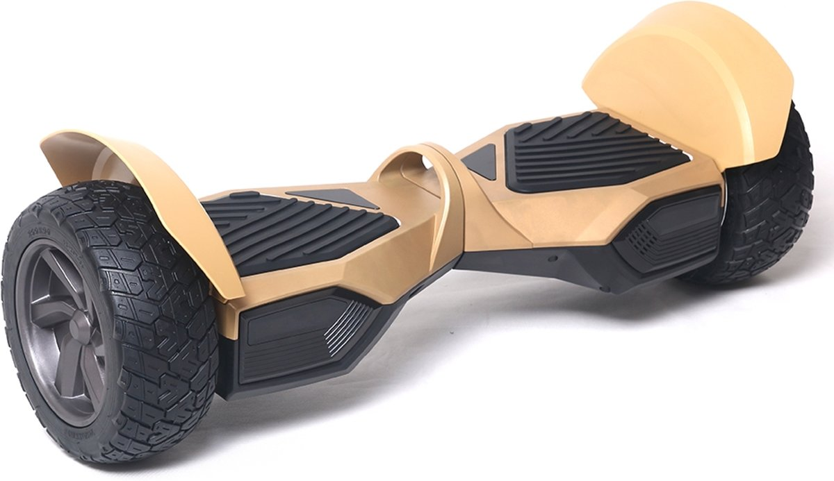Hoverboard HUMMER G2 Bluetooth Off-Road 8.5 inch Golden