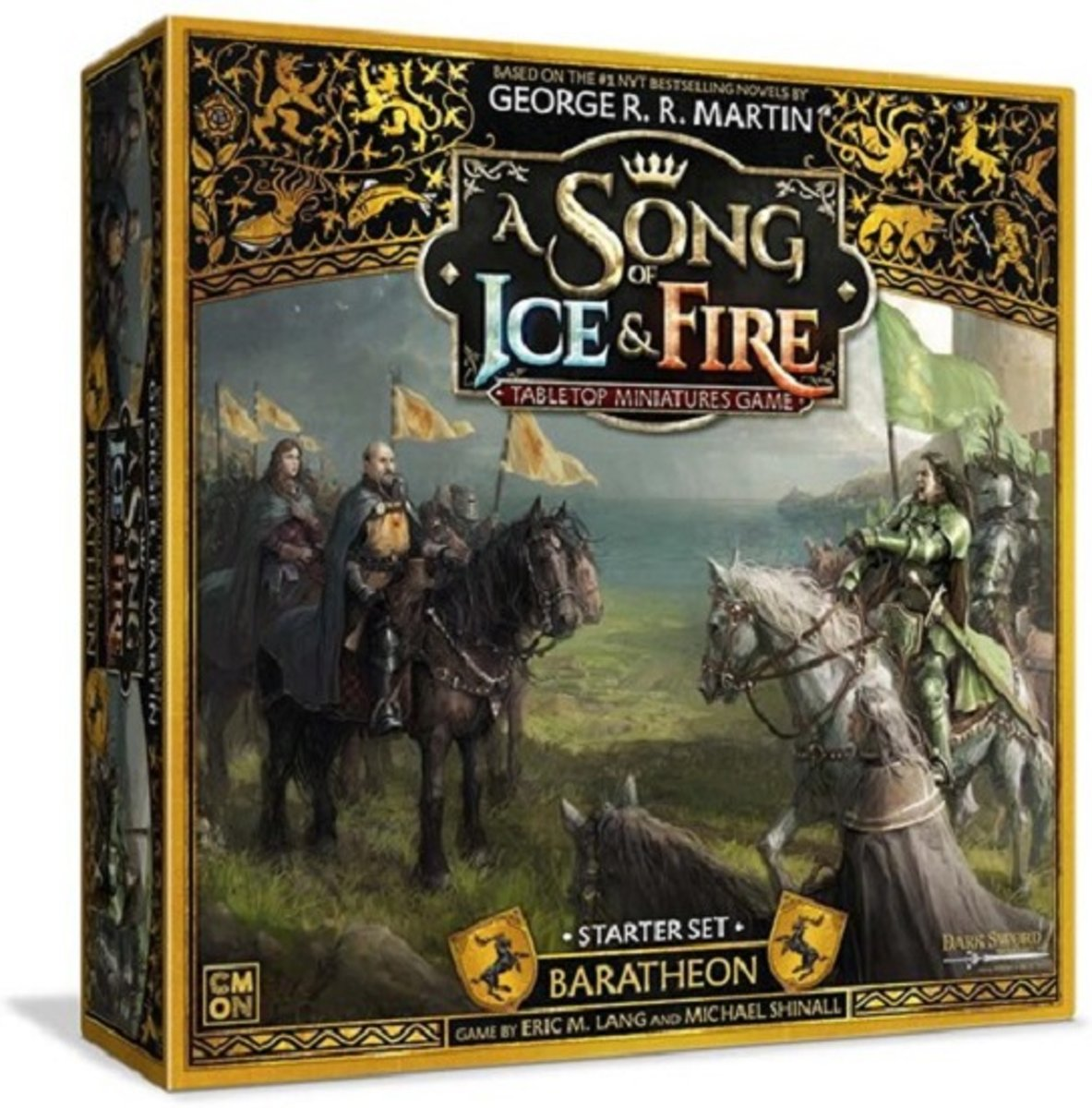 A Song of Ice and Fire Starter set Baratheon