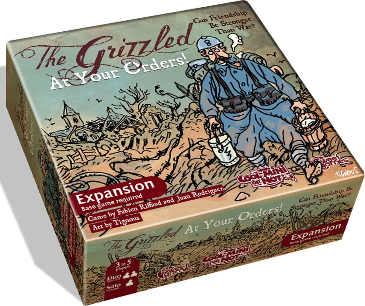The Grizzled At Your Orders Expansion