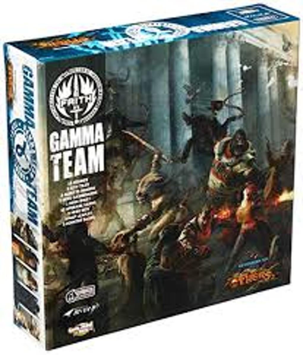 The Others Gamma Team expansion