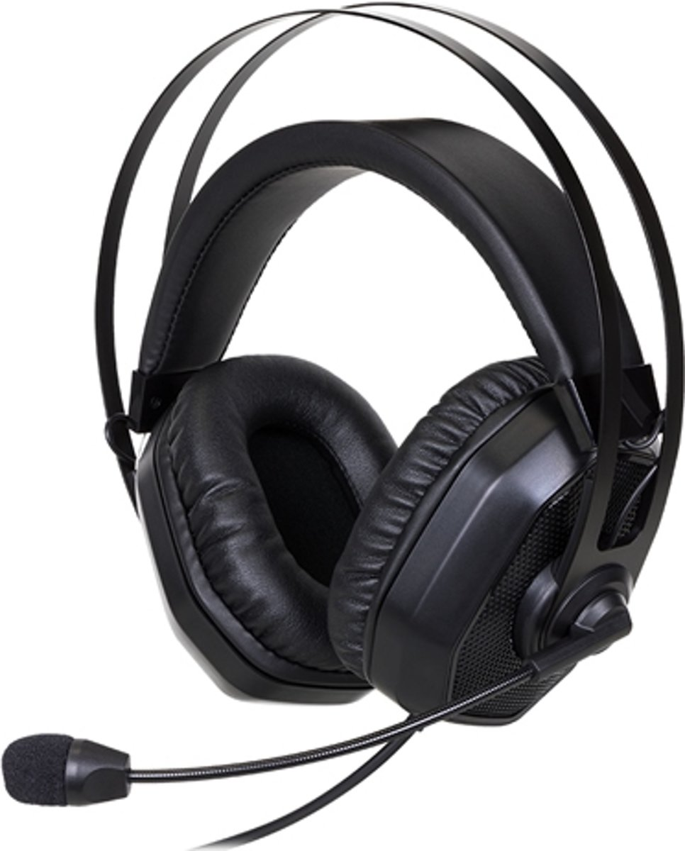 Cooler Master MasterPulse MH320 - 7.1 Surround Gaming Headset - PC