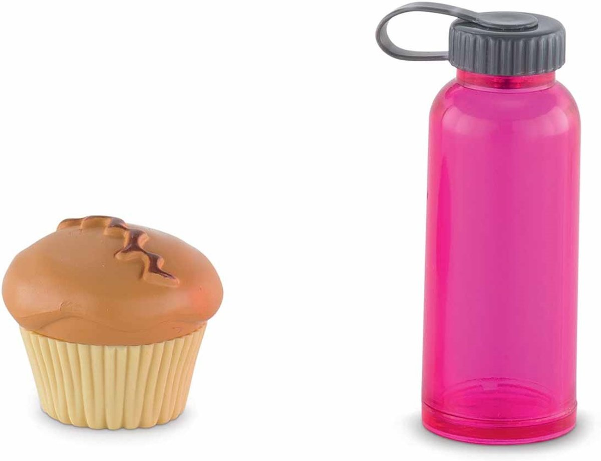 Corolle ma corolle accessoire fles met muffin