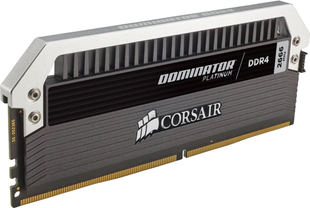 Corsair Dominator Platinum 128GB DDR4 2666MHz (8 x 16 GB)