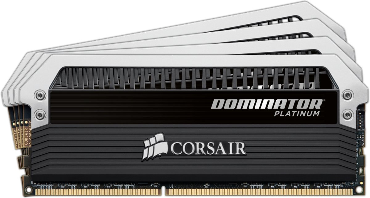 Corsair Dominator Platinum 16GB DDR4 2666MHz (4 x 4 GB)