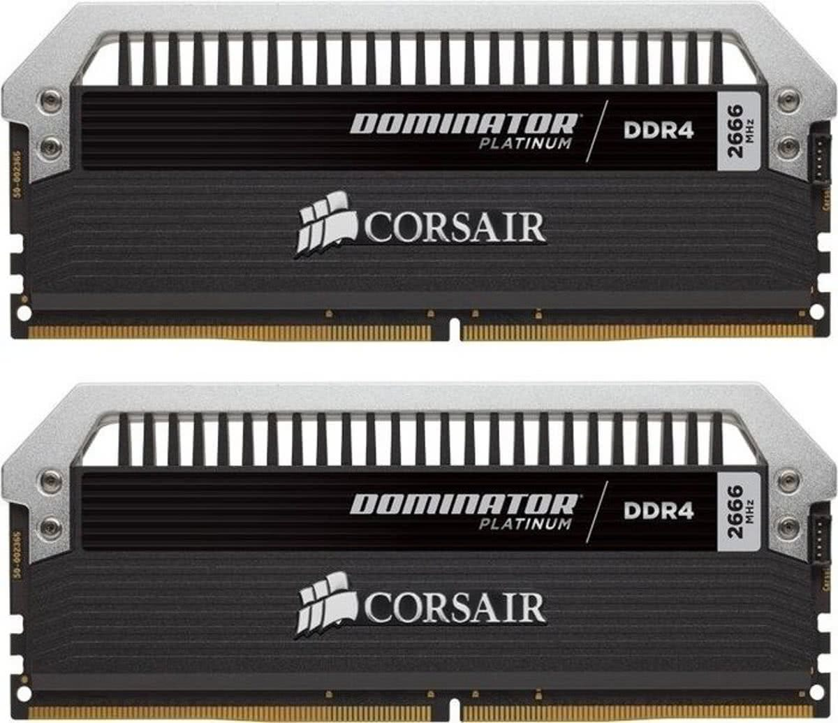 Corsair Dominator Platinum 8GB DDR4 3600MHz (2 x 4 GB)