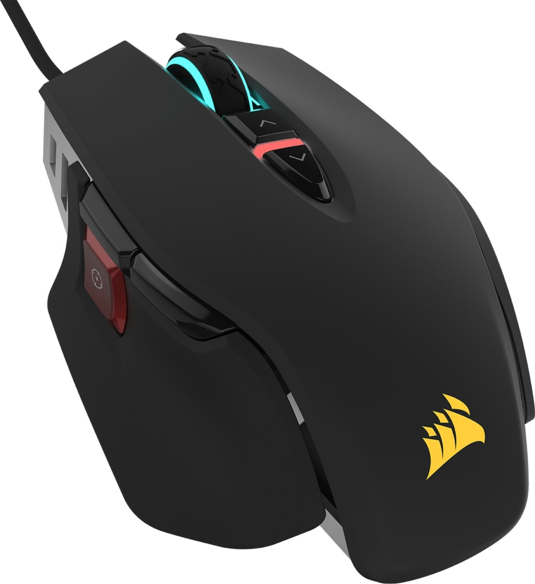 M65 Elite RGB - Gaming Muis - 18000 DPI - Zwart