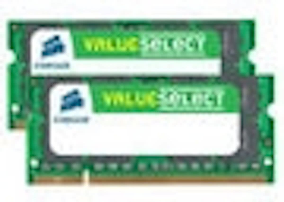 VS4GSDSKIT667D2 4GB DDR2 SODIMM 667MHz (2 x 2 GB)