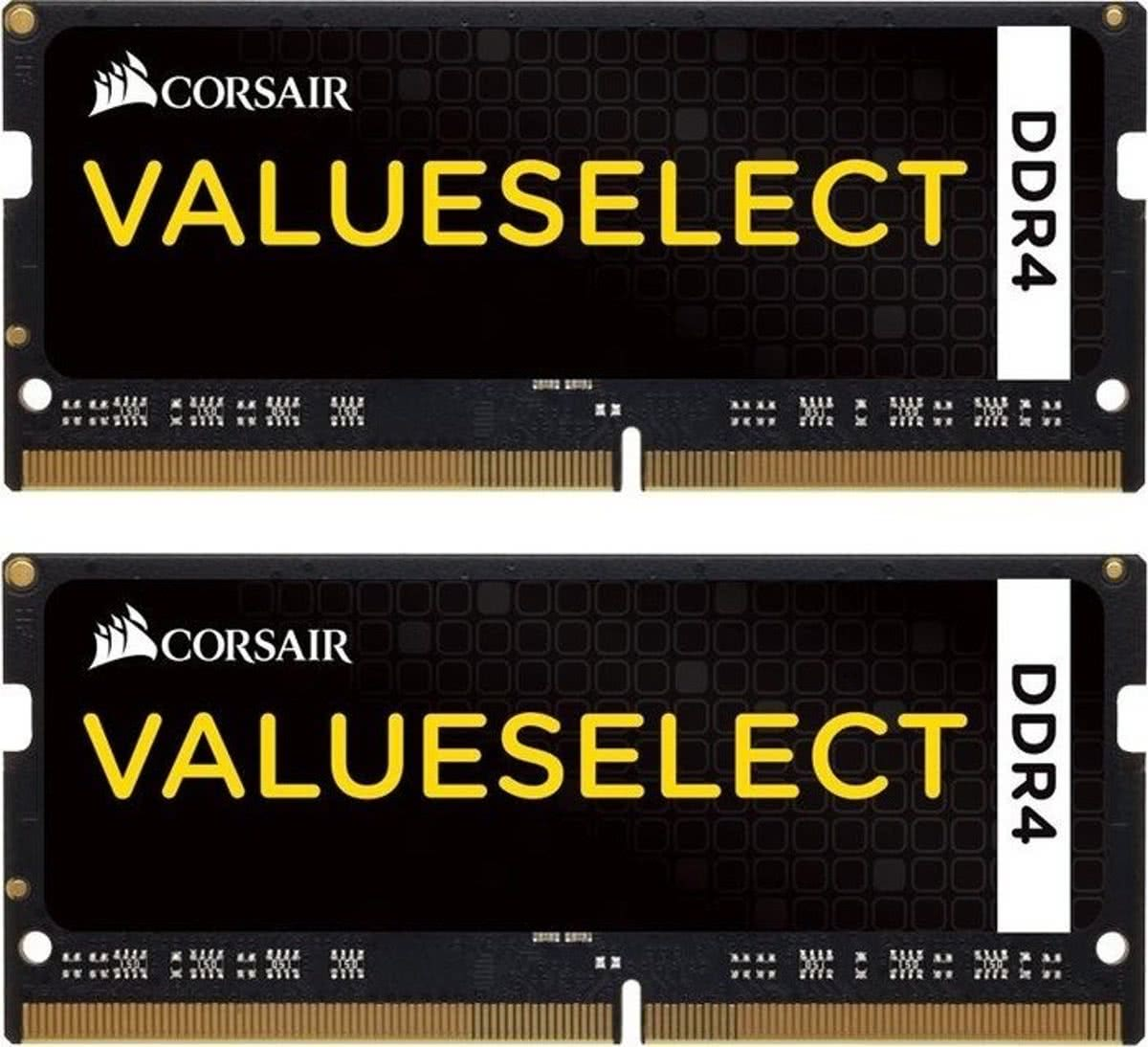 ValueSelect 16GB DDR4 SODIMM 2133MHz (2 x 8 GB)
