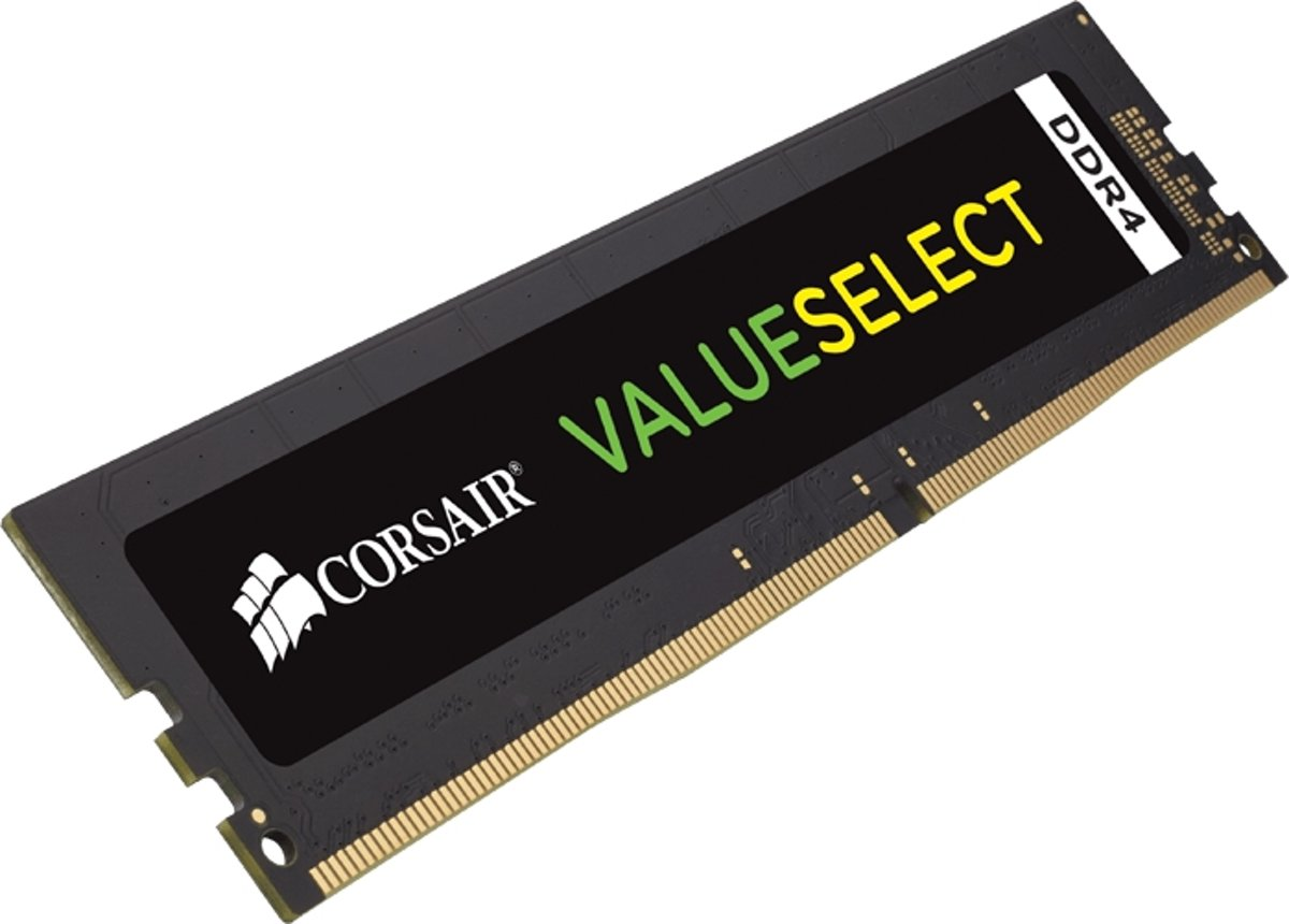 ValueSelect 4 GB, DDR4, 2666 MHz 4GB DDR4 2666MHz geheugenmodule