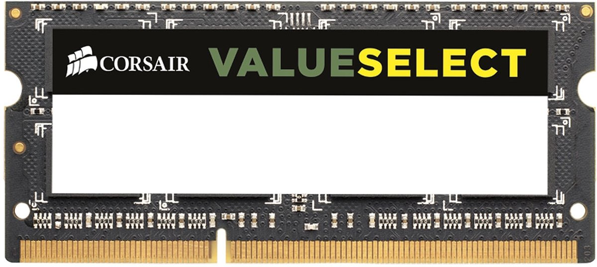 ValueSelect CMSO4GX3M1A1333C9 4GB DDR3 SODIMM 1333MHz (1 x 4 GB)