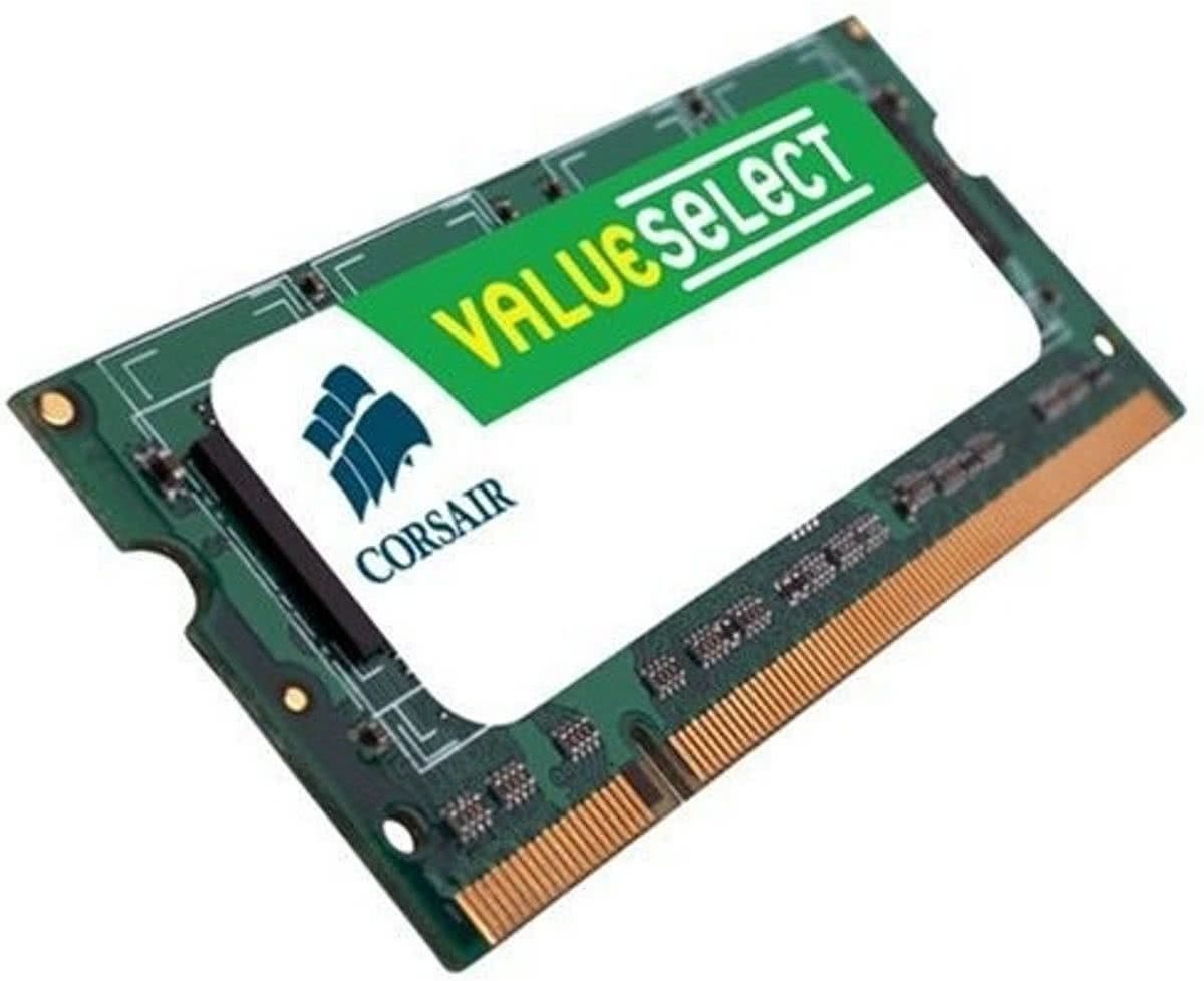 ValueSelect VS2GSDS800D2 2GB DDR2 SODIMM 800MHz (1 x 2 GB)