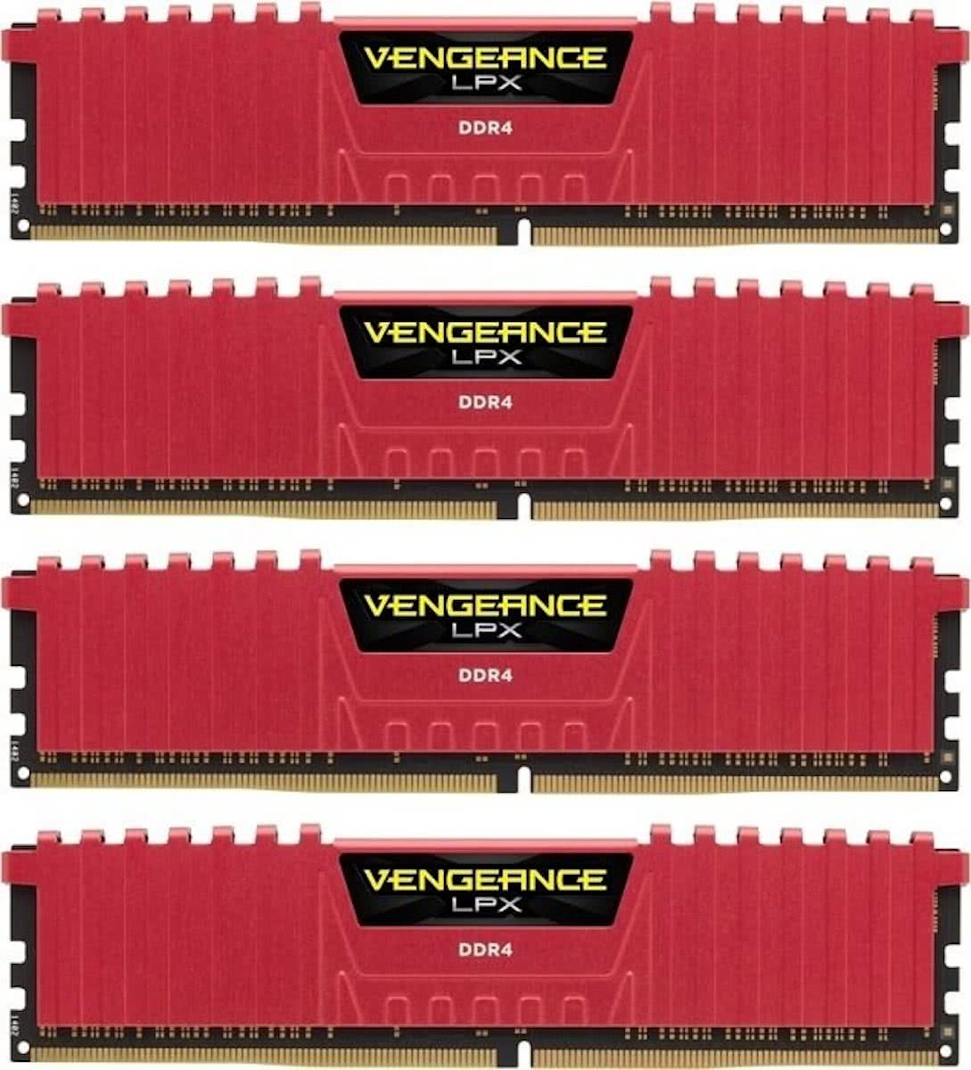 Vengeance LPX 32GB DDR4-2400 32GB DDR4 2400MHz geheugenmodule
