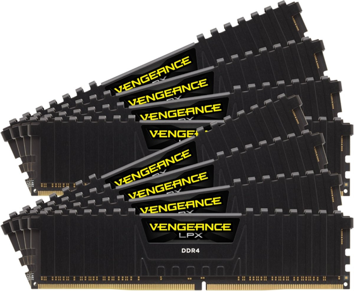 Vengeance LPX geheugenmodule 64 GB DDR4 4266 MHz