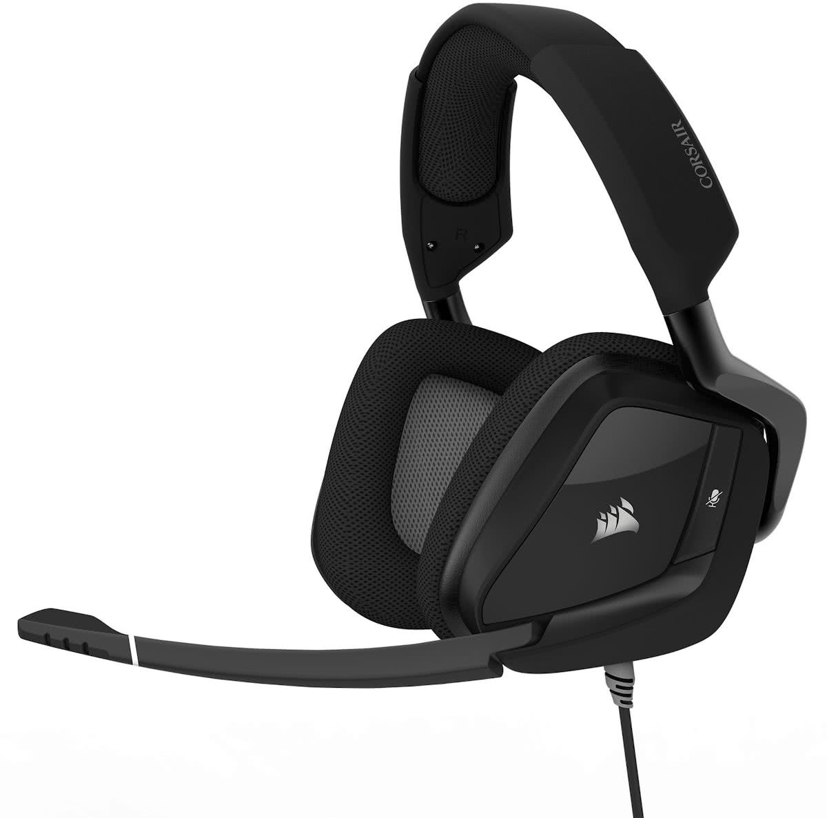 Corsair Void Pro RGB USB - Premium Gaming Headset - Carbon Zwart - PC