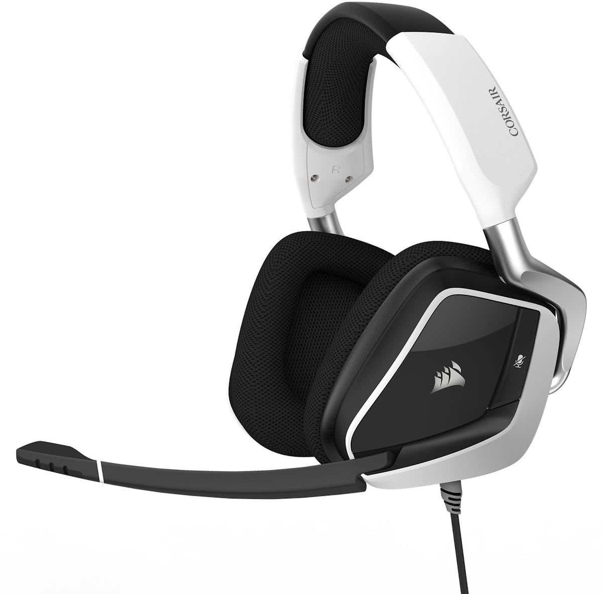 Corsair Void Pro RGB USB - Premium Gaming Headset - Wit - PC