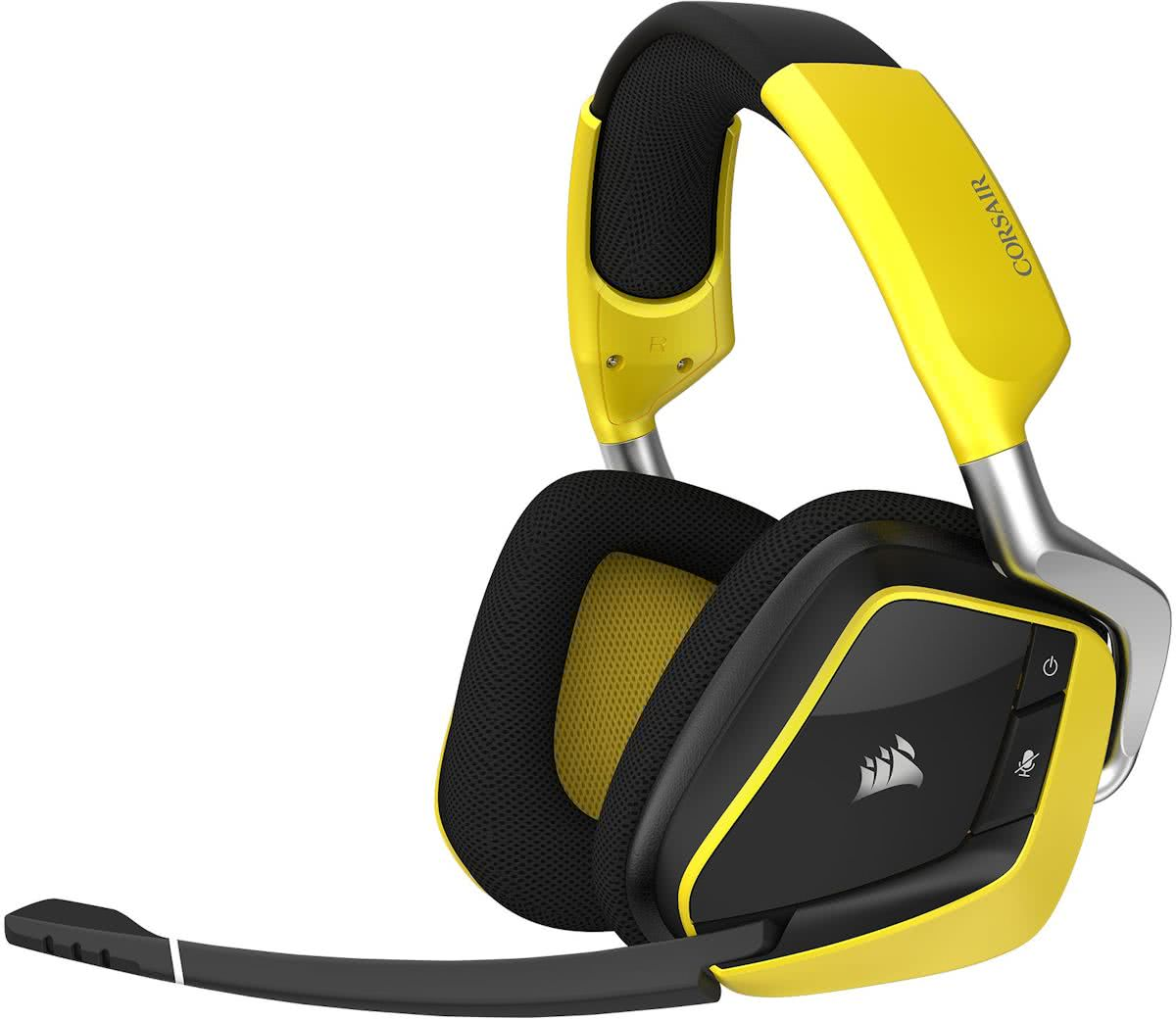 Void Pro RGB Wireless - Gaming Headset - Special Edition - Dolby Headphone 7.1 - Yellow/Black - PC