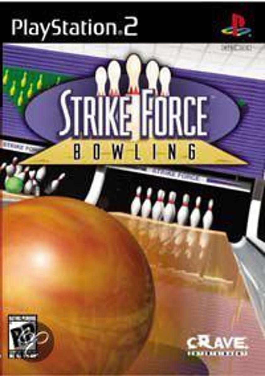 Strike Force Bowling /PS2