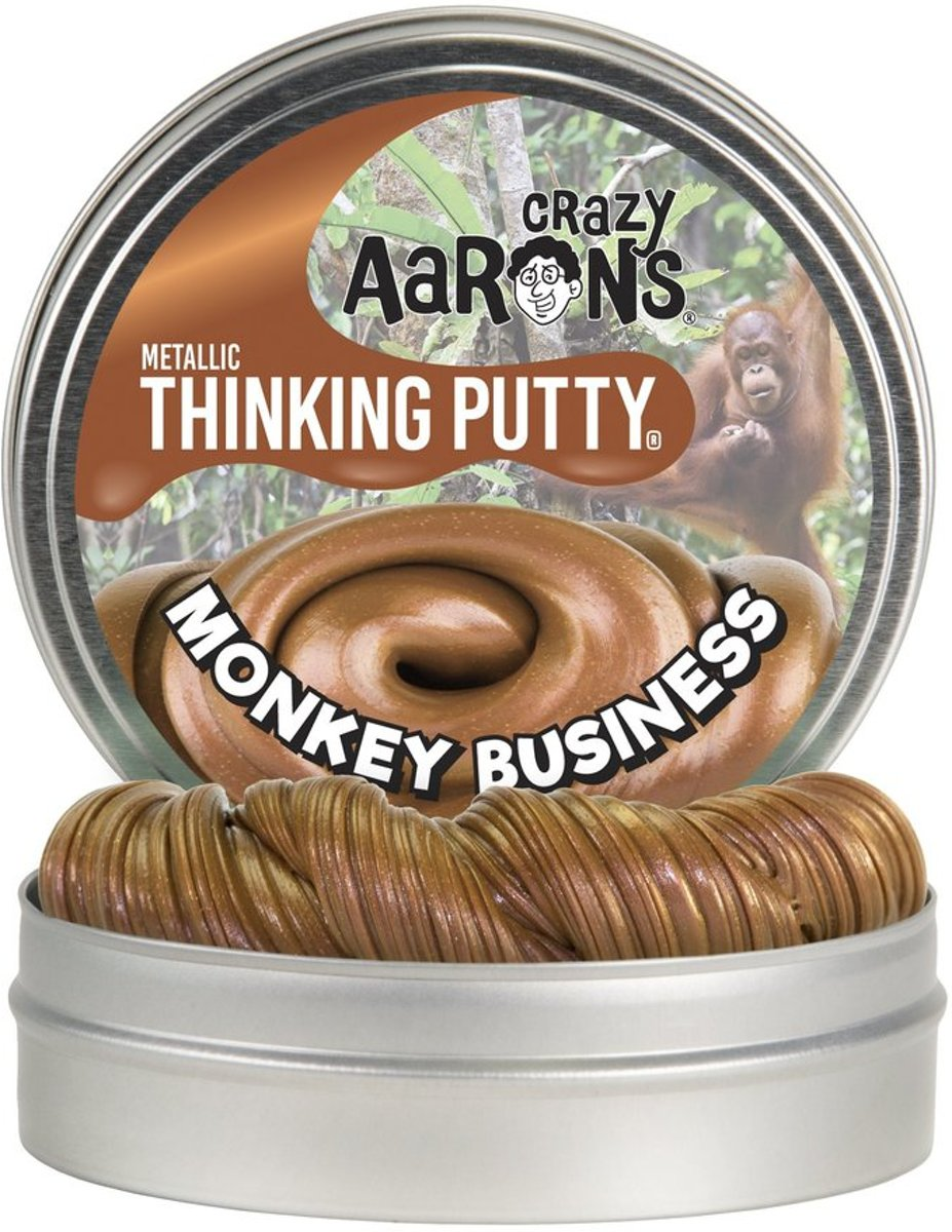 Crazy Aarons putty Sparkle - Monkey Business