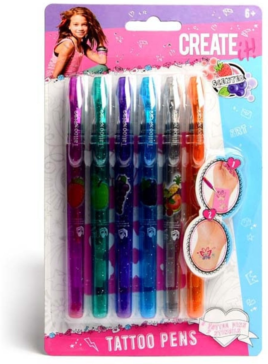 Create It Tattoo Perfume Pen 6