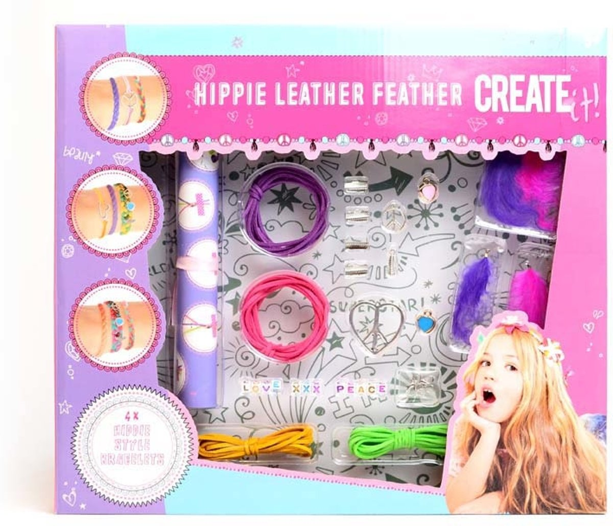 Create It Bff Leather Xl