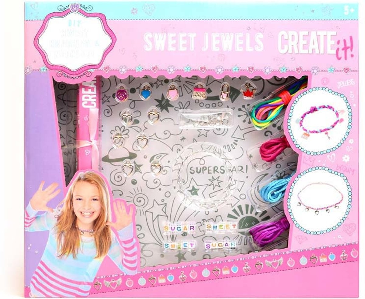 Create It Sweet Charms Xl