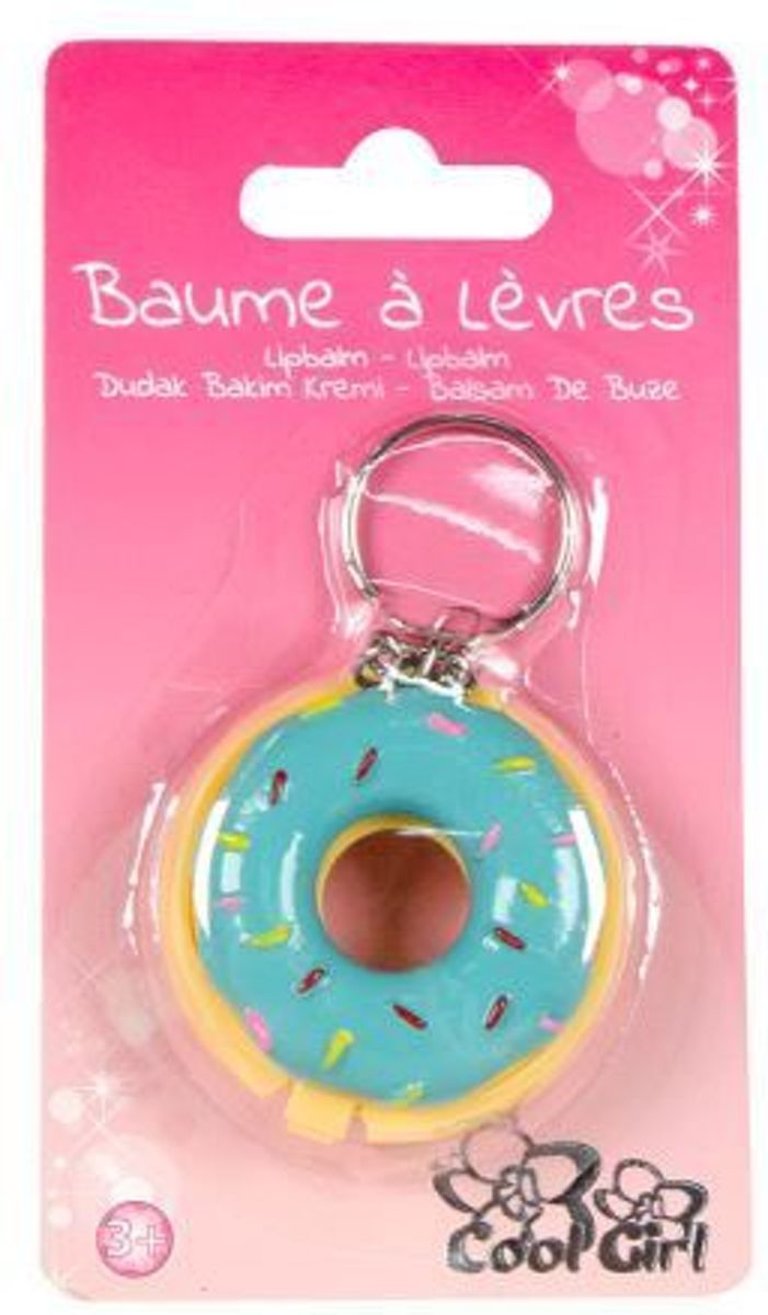 Lipbalm donut Create It