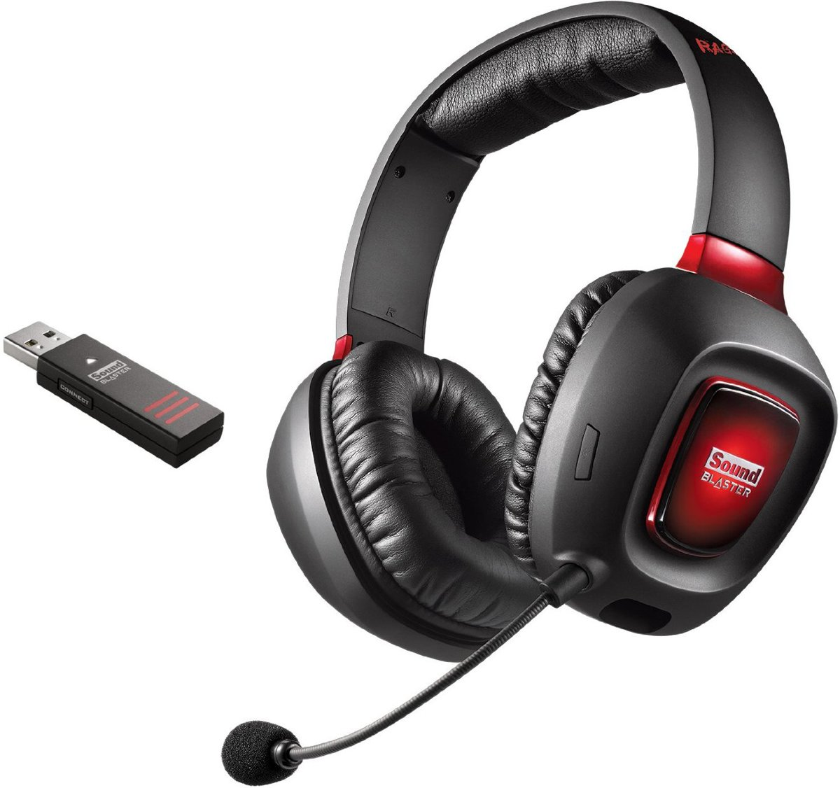Creative Sound Blaster TacTic3D RAGE V2.0 - Headset