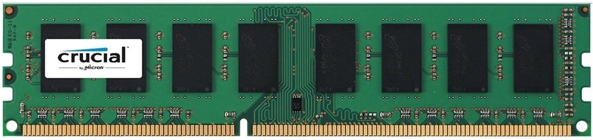 CT102464BA160B 8GB DDR3 1600 MT/s
