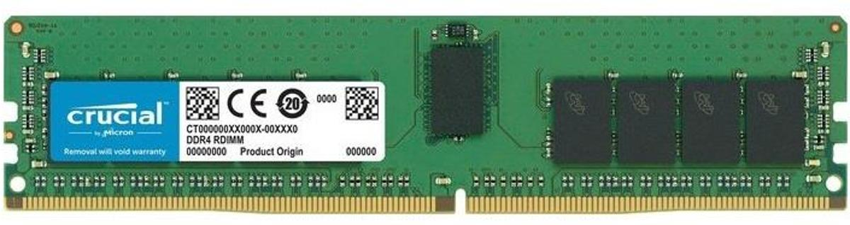 16GB DDR4 3200 MT/s CL22 RDIMM 288pin (522755)