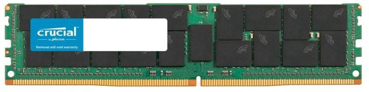CT4G4DFS8266 geheugenmodule 4 GB DDR4 2666 MHz