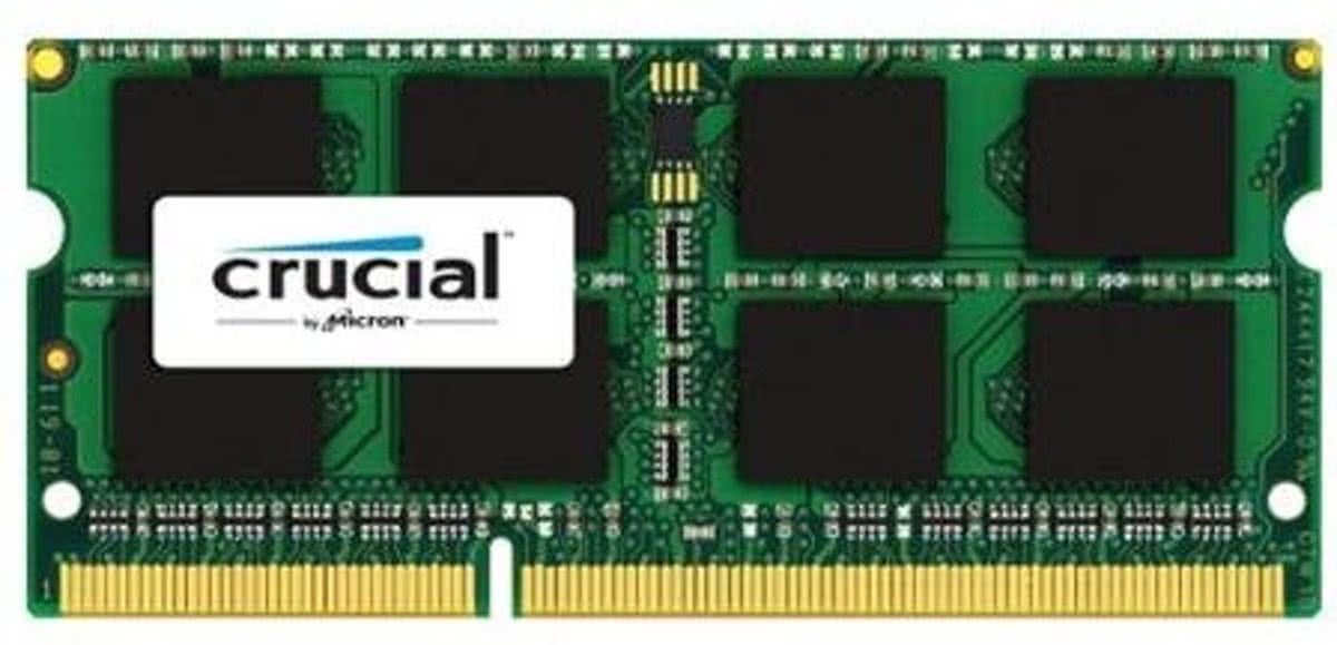 CT8G3S186DM 8GB DDR3L SODIMM 1866MHz (1 x 8 GB)