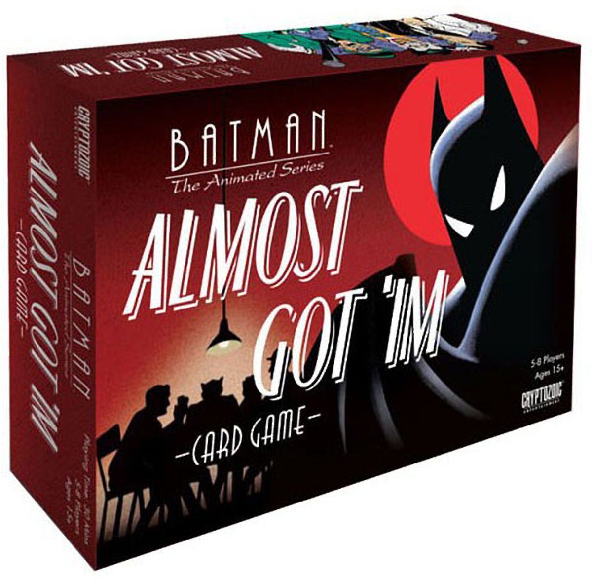 DC Batman: The Animated Series - Almost Got Im Card Game