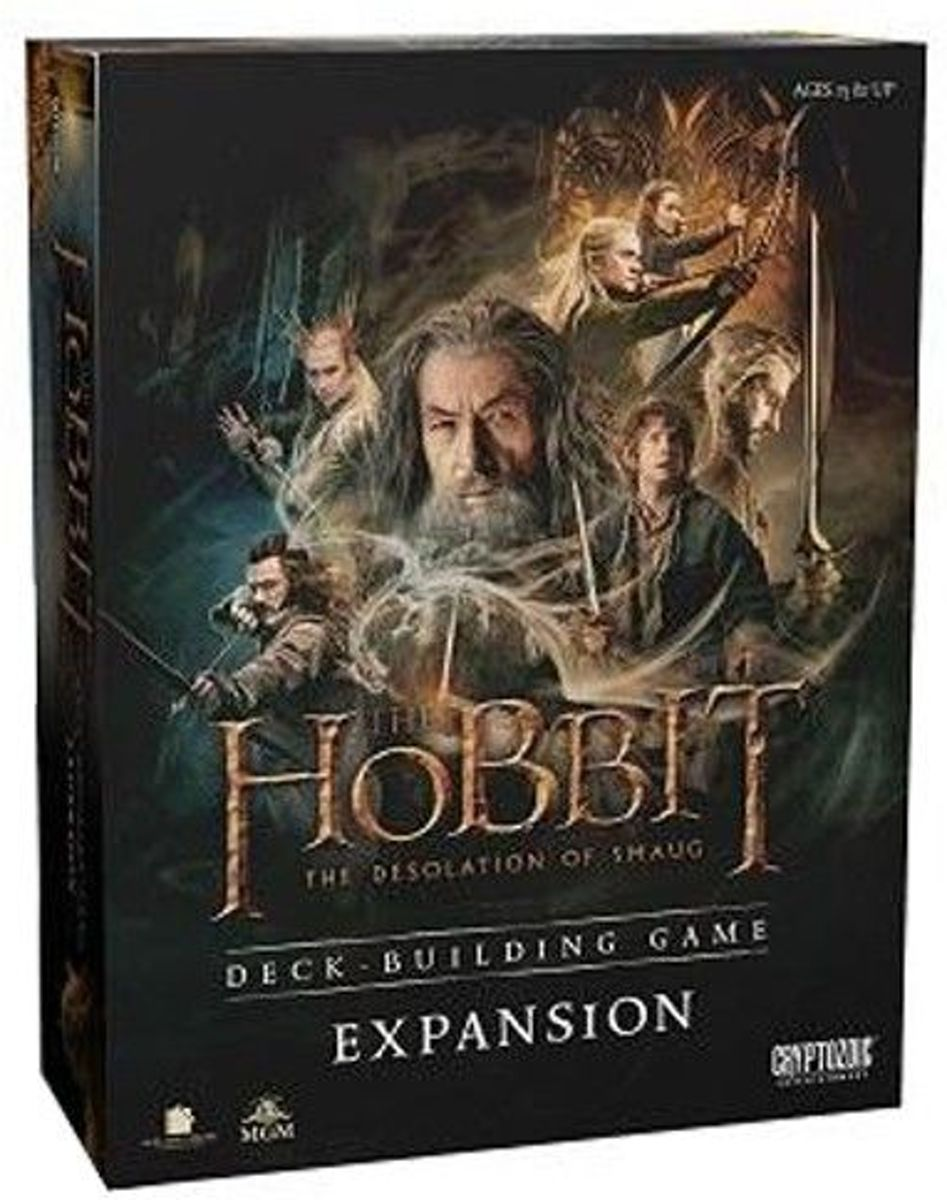 The Hobbit Deck Building Game:The Desolation of Smaug