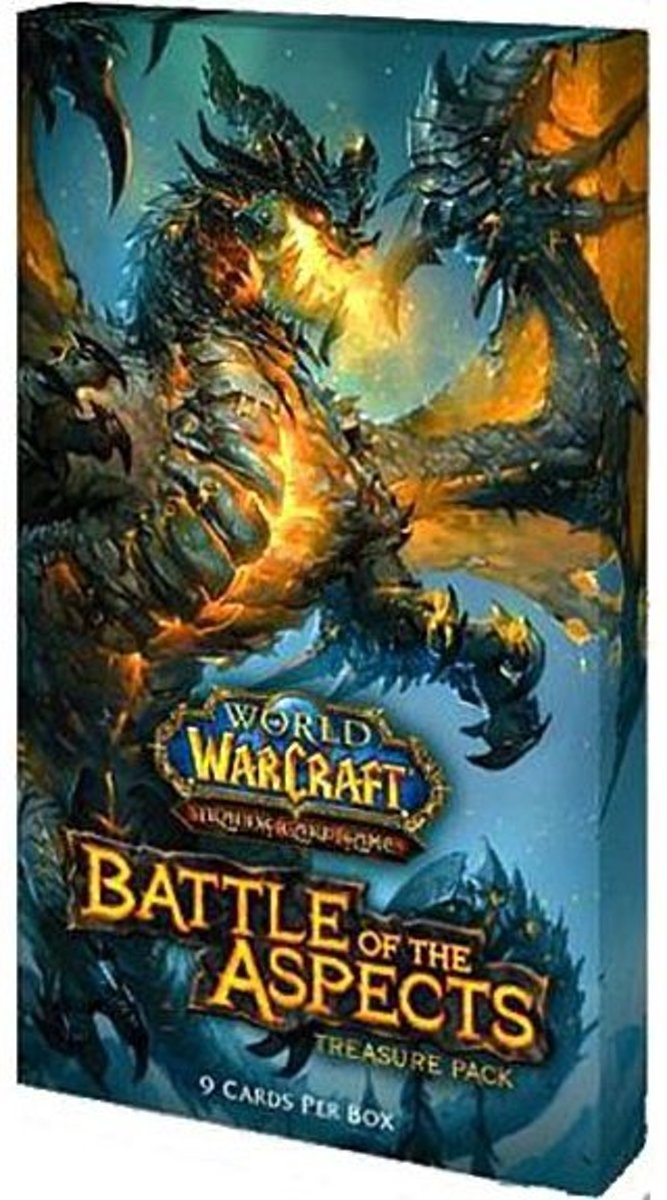 World of Warcraft Battle of the Aspects Treasure Pack