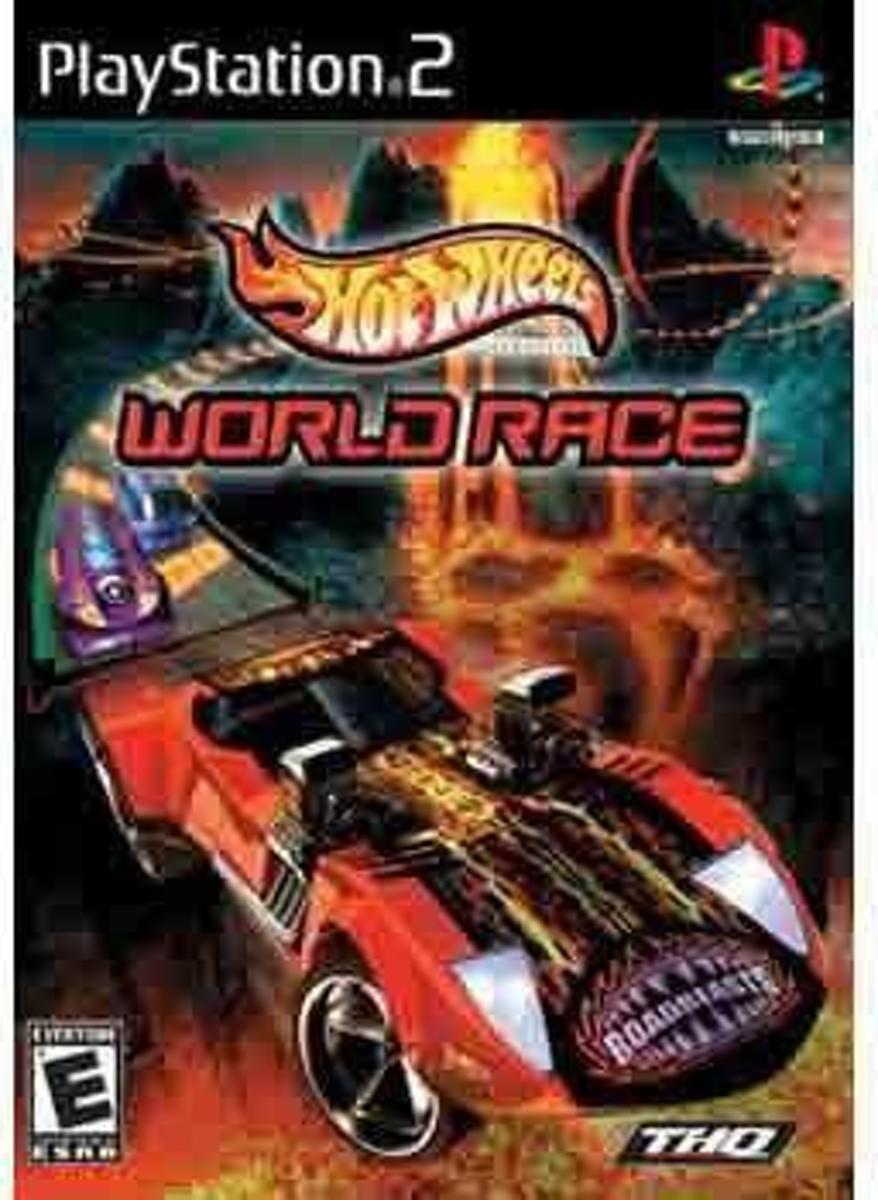 Hot Wheels World Race /PS2