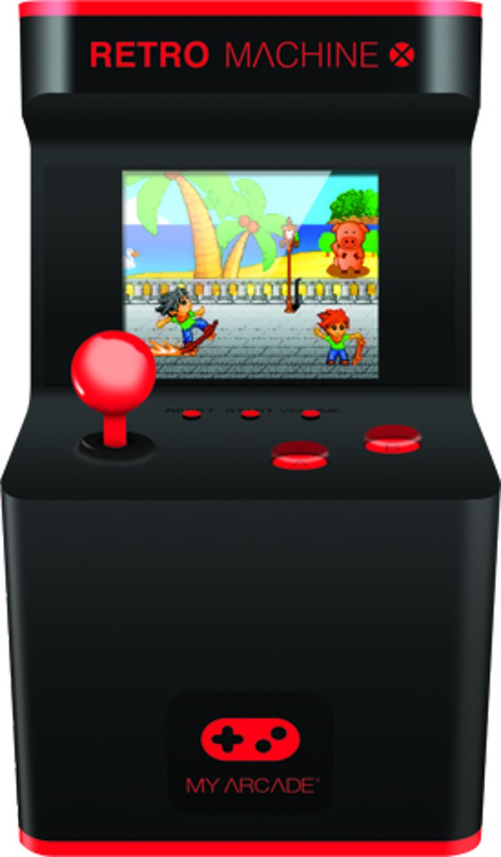 -2593  My Arcade Retro Arcade Machine X