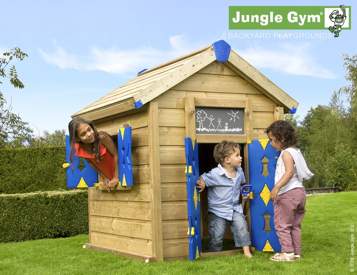 Jungle Speelhuis Playhouse
