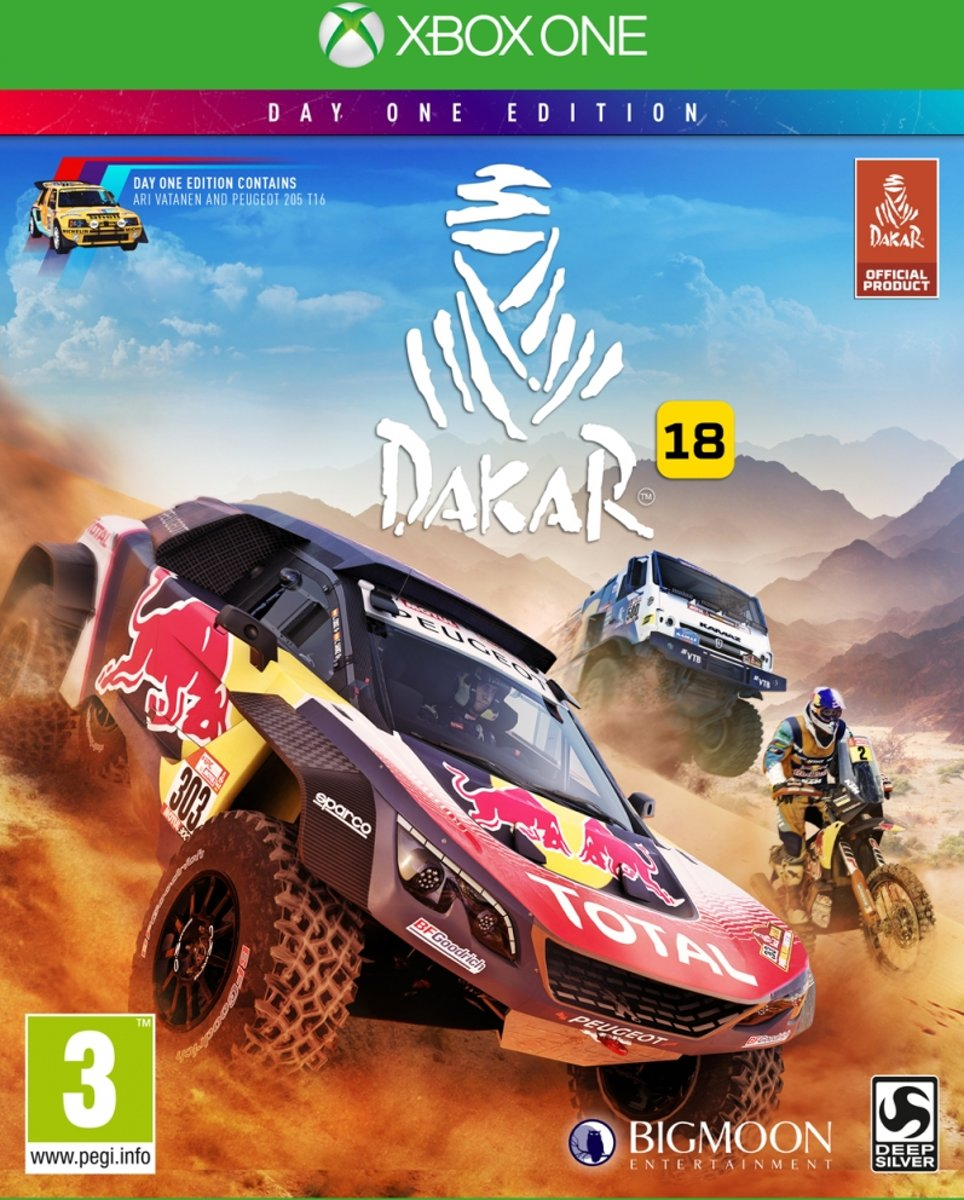 Dakar 18 - Day One Edition /Xbox One
