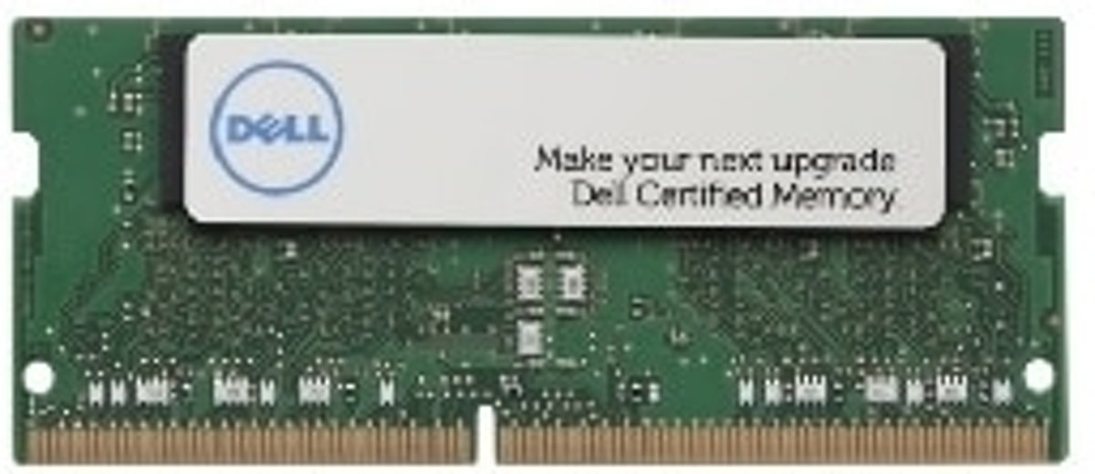 DELL 4 GB DDR4 SODIMM 2133MHz geheugenmodule