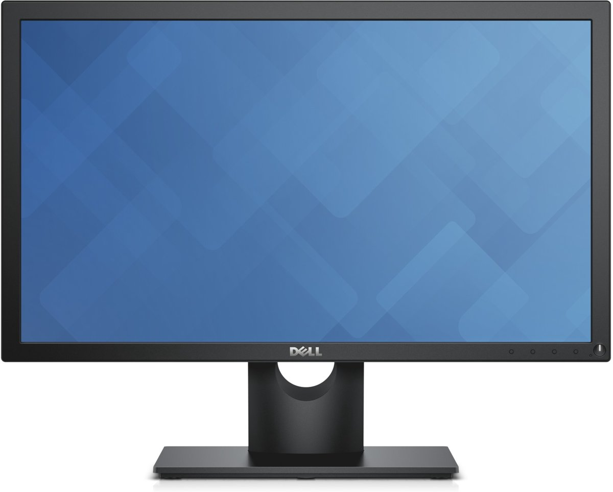 DELL E Series E2216HV LED display 54,6 cm (21.5) Full HD Flat Mat Zwart