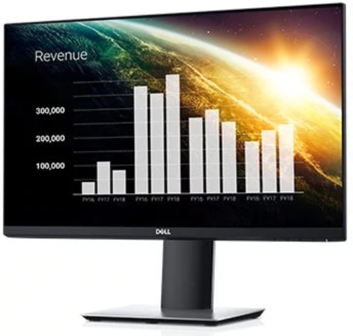 DELL P2319H computer monitor 58,4 cm (23) Full HD LED Flat Mat Zwart