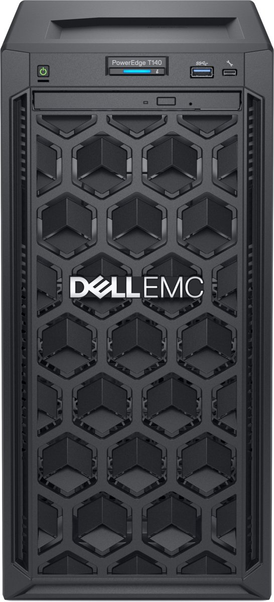 DELL PowerEdge T140 server 3,5 GHz Intel Xeon E Toren 365 W