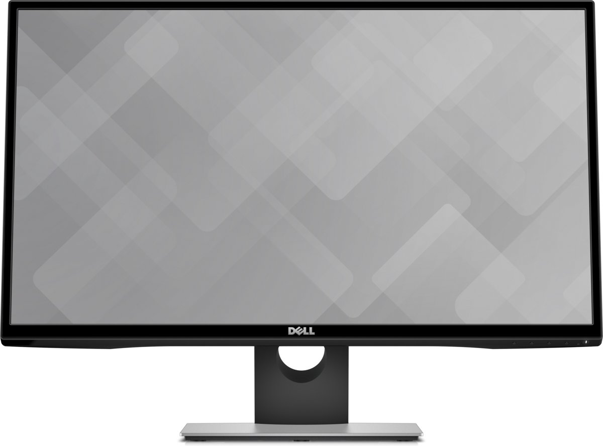DELL SE2717H 27 Full HD IPS Mat Zwart, Zilver Flat computer monitor LED display