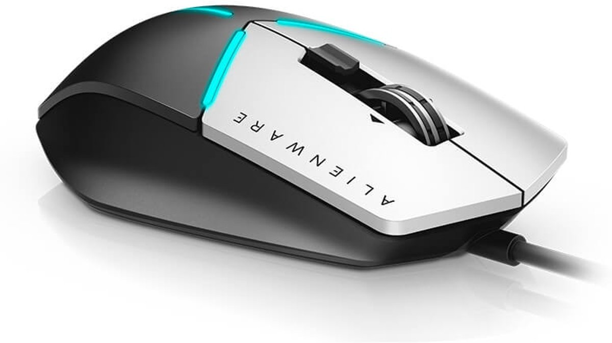 Dell 570-AARH Alienware AW558 Advanced Gaming Mouse Game Muis (Origineel)
